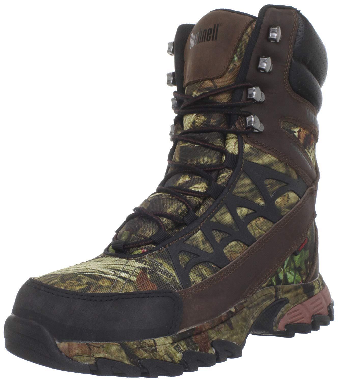 Bushnell Women's Mountaineer Hunting Boot,Mossy Oak,8.5 M US