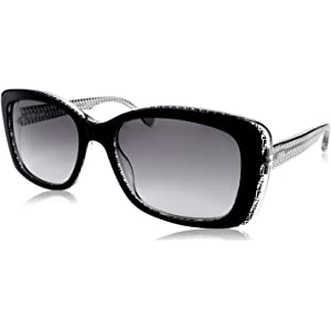 3016c257dba Amazon.com  New FENDI Prescription Eyeglasses With Case - FF 0048 ...