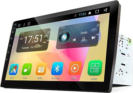 eonon 2din Android 7.1 Indash Car Digital Audio Video Stereo Autoradio 25.6cm 10.1