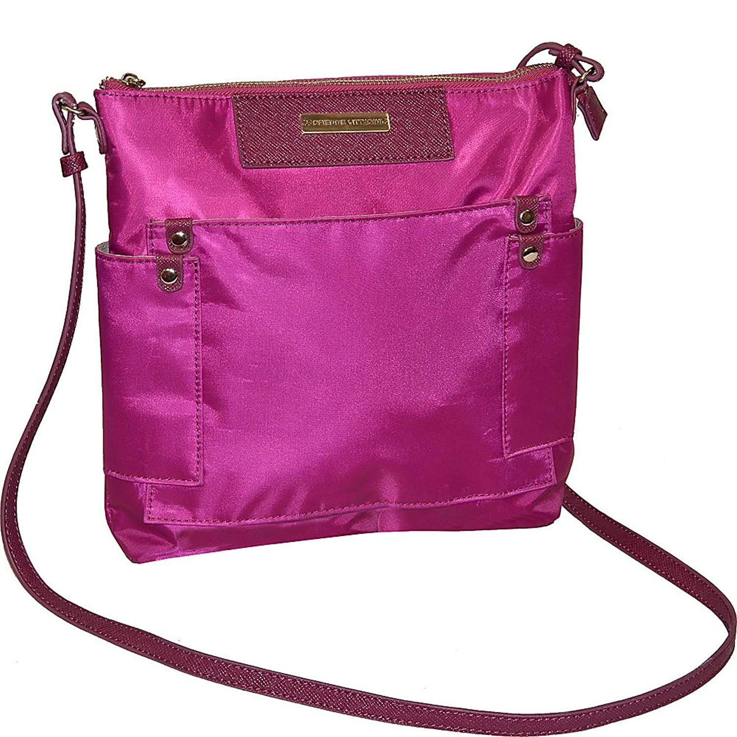 Adrienne Vittadini Travel Light Passport Crossbody Bag