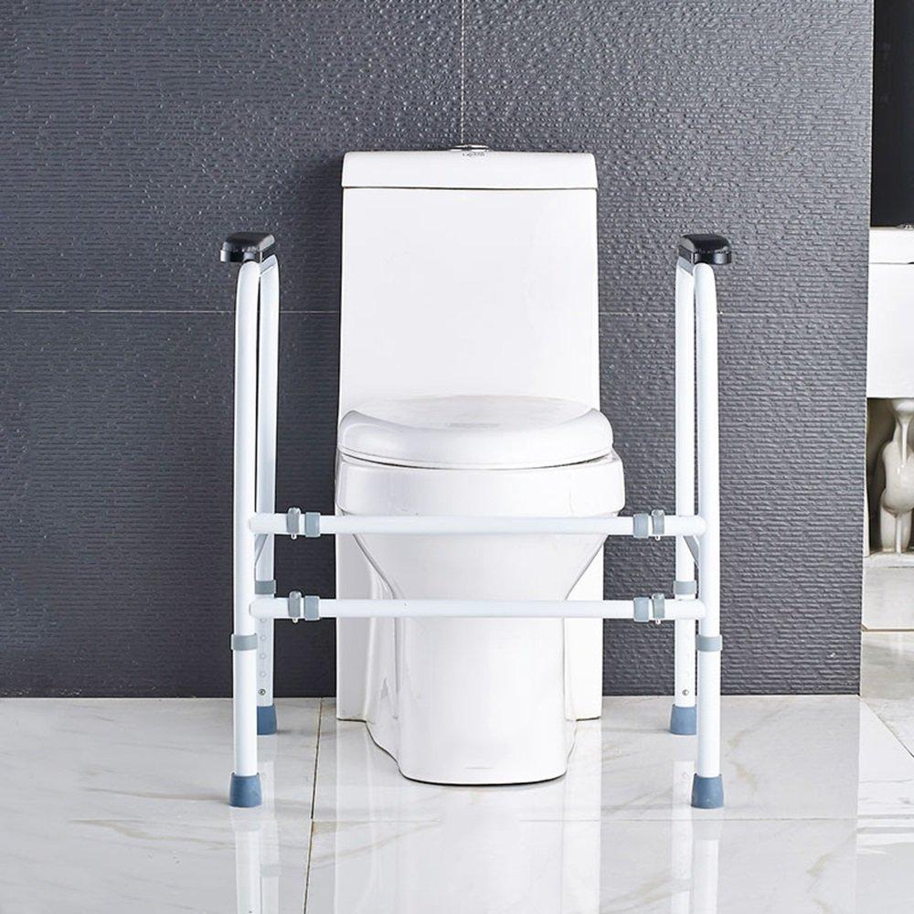 Bracciolo di Sicurezza per Anziani WC Bagno Sicurezza barriera scivolata Casco accessibile Bagno Bagno