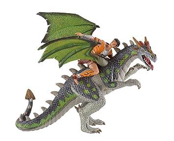 Bullyland Sur 75587 Figurine Dragon Dragonnier Son exBrdCoW