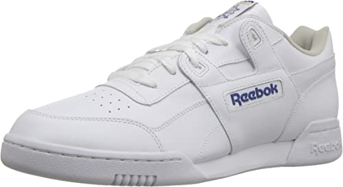 Reebok Workout Plus, Baskets Basses Homme: