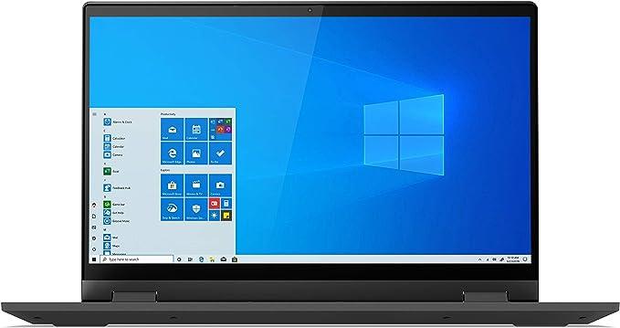 "Lenovo IdeaPad Flex 5 14"" Laptop 14"" FHD (1920 x 1080), Pantalla táctil, procesador Intel Core i5-1035G1, 8 GB DDR4 Incorporado, 128 GB SSD, Intel UHD Graphics, Windows 10, 81X1004RUS, Gris Grafito: Amazon.com.mx: Electrónicos"