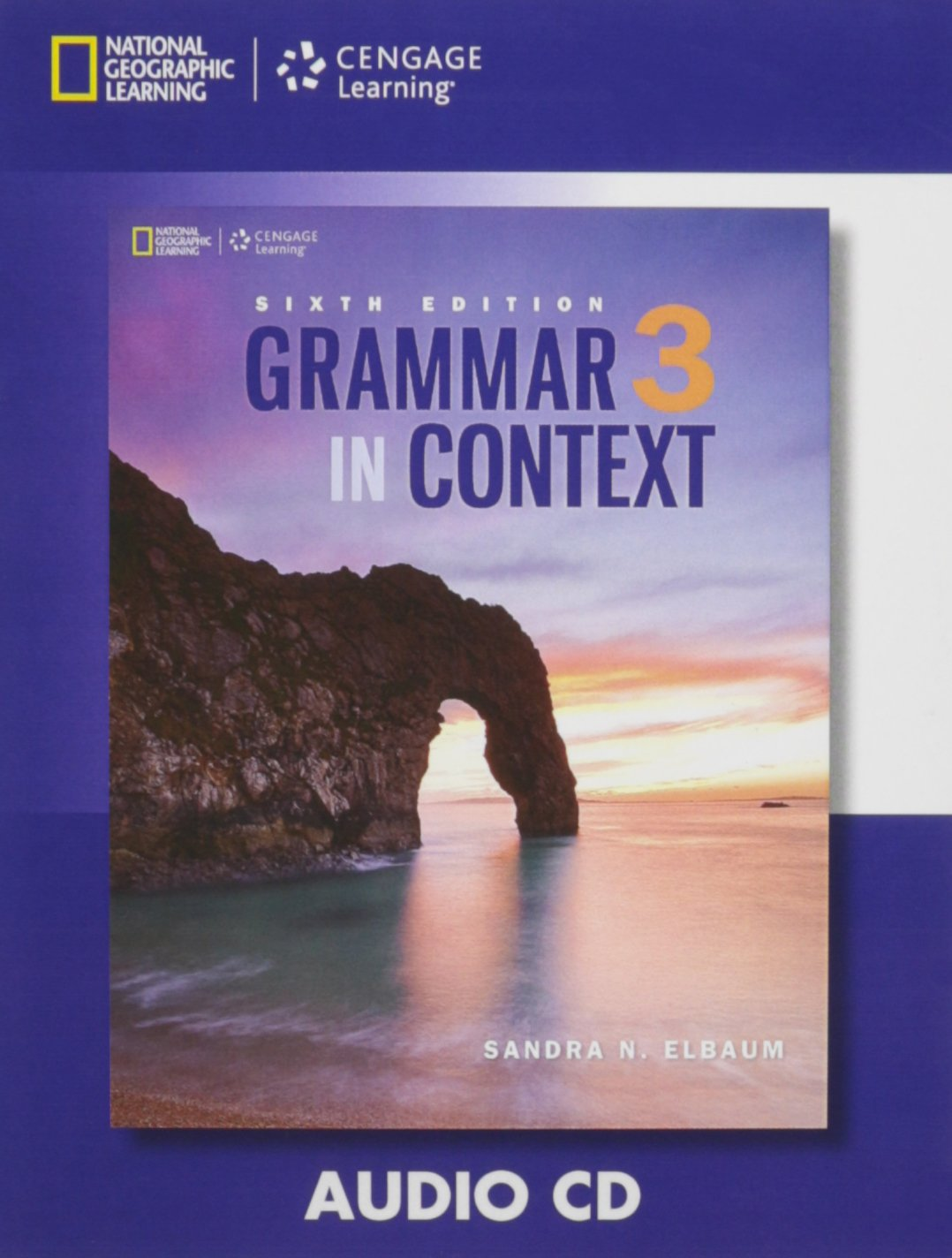 Grammar in Context 3: Audio CD (Grammar in Context, New Edition)