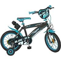 "TOIMSA - Bicicleta 14"" Modelo Blue Ice 4-6"