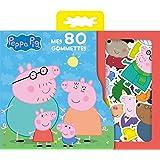 Peppa Pig - Mes 80 gommettes
