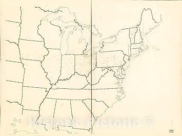 Amazon.com: Historic 1941 Map - [Underground Railroad map of ... on il railroad map, wi railroad map, fl railroad map, canada railroad map, pa railroad map, co railroad map, u.s. railroad map, ma railroad map, ct railroad map, washington railroad map, bc railroad map, indiana railroad map, ne railroad map, ga railroad map, mo railroad map, ar railroad map, usa railroad map, md railroad map, idaho railroad map, ny state railroad map,