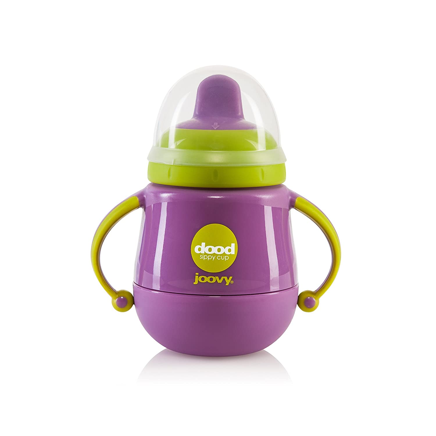 Turquoise 9 Ounce Joovy Dood Sippy Cup Plus Insulator