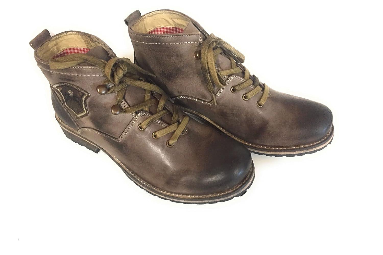 MADDOX Herrenschuh Kaprun Grau Alt Gr. 43: : Schuhe