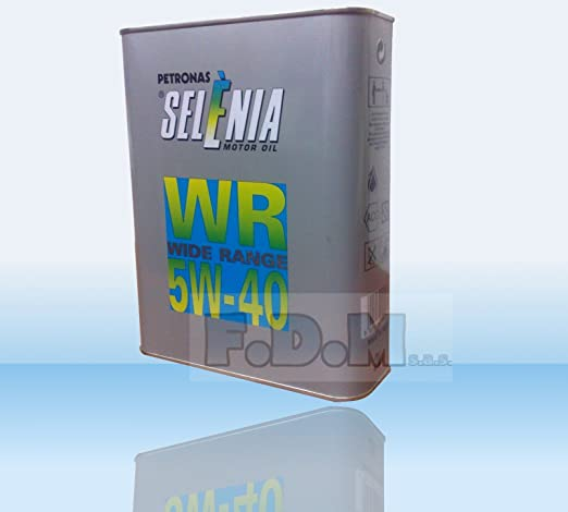 3 opinioni per Selenia WR 5W-40, 2 lt