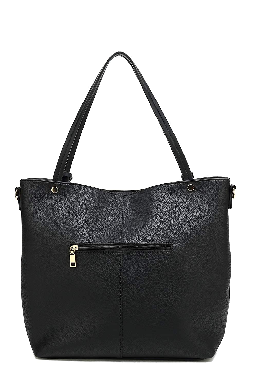 18327 size 13Wx13Hx5D, 17907 size 11Wx12Hx4.25D Style Strategy Iowa Hobo Bag