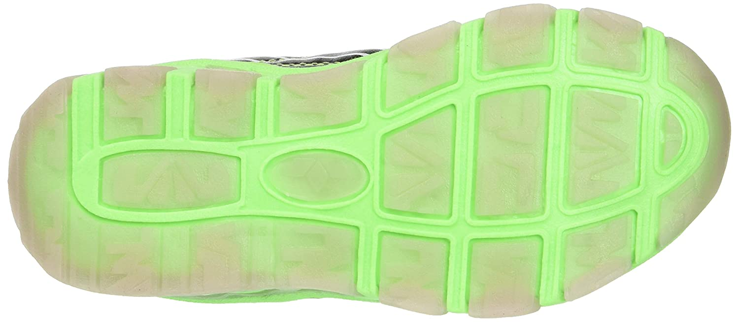 Lico Boys Neon V Blinky Low-Top Sneakers
