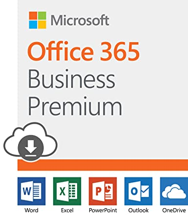 Amazon com: Microsoft Office 365 Business Premium | 12-month