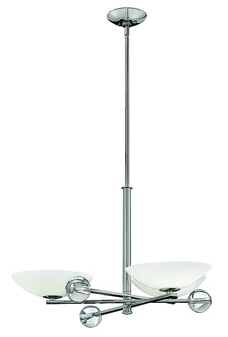Amazon.com: Fredrick Ramond fr45923pni tres luz lámpara de ...