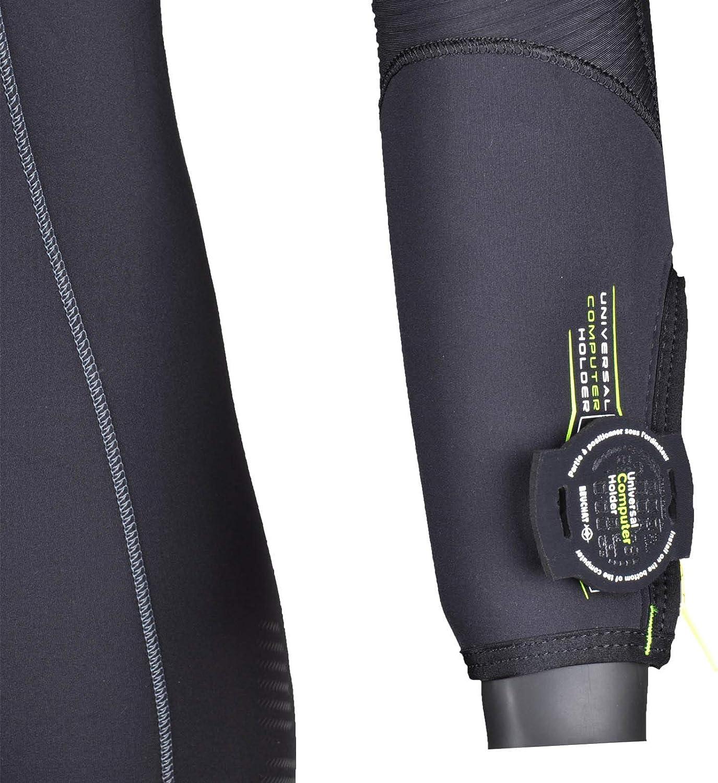 Beuchat Focus 6 Comfort 7 mm Traje de Buceo para Hombre
