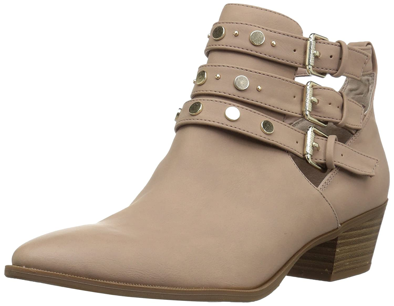 Circus by Sam Edelman Women's Henna Ankle Boot B01N6JHE7M 10 B(M) US|Taupe Rose