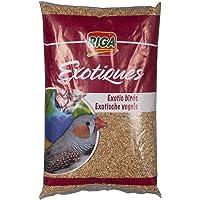 Riga - Mélange de 4 Paquets de 1 kg pour Oiseaux Exotiques