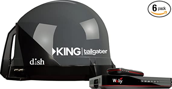 Review KING VQ4550 Tailgater Bundle