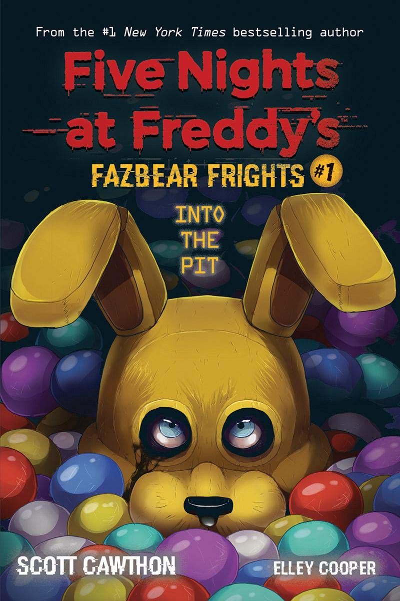 Amazon.com: Into the Pit (Five Nights at Freddy's: Fazbear Frights #1)  (9781338576016): Scholastic, Cawthon, Scott, Cooper, Elley: Books