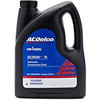 Deals on ACDelco 10-9395 Dexron VI Automatic Transmission Fluid 1Gal