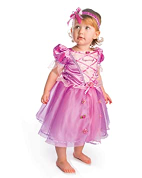Disney Baby DCPRRAP03 - princesa Dress, Rapunzel, púrpura