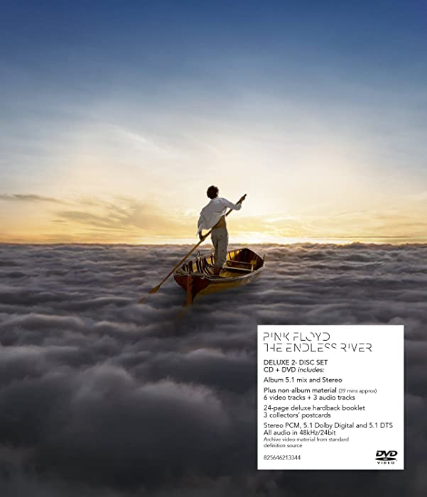 Los 12 The Endless River Pink Floyd