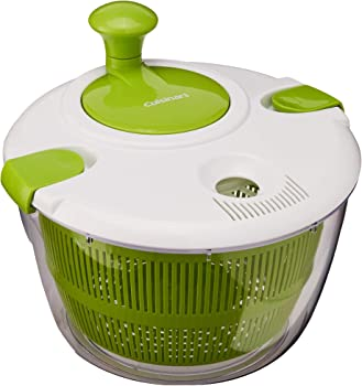 Cuisinart CTG-00-SAS White Salad Spinner