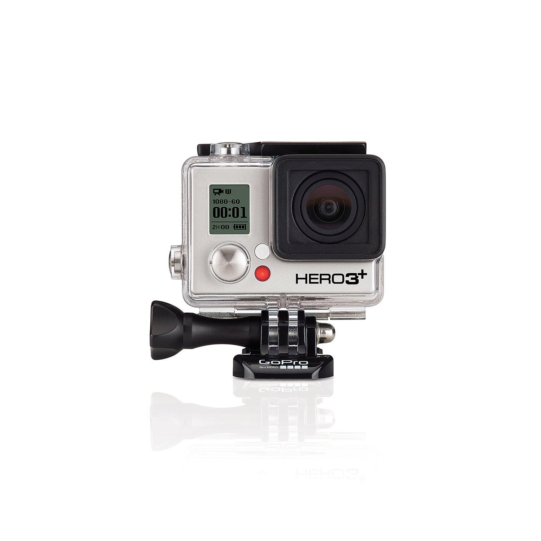 Amazon.com: GoPro Hero3 + Black Motorsports Edition cámara ...