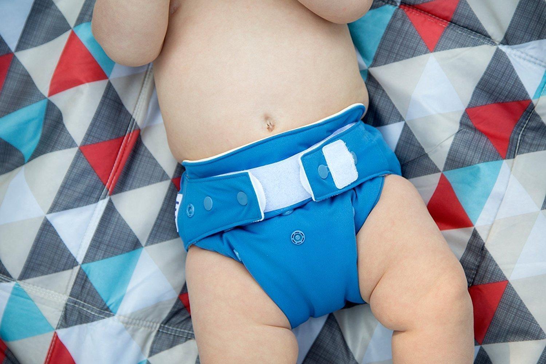 Reusable Baby Cloth Diaper Cloud GroVia O.N.E