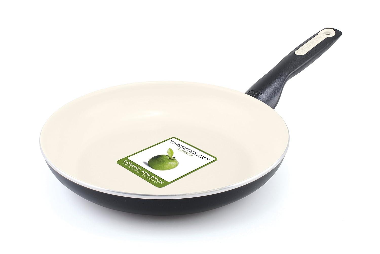 "GreenPan Rio 7"" Ceramic Non-Stick Open Frypan, Black"