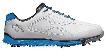 Callaway Xfer Pro - Zapatos de golf para hombre, color negro, talla 41