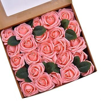 5 Pcs Künstliche Pfingstrose Blume Köpfe Diy Handwerk Für Home Zimmer Hochzeit Party Decor Künstliche Und Getrocknete Blumen