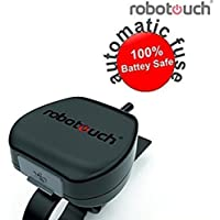 Robotouch Ride On Bike Mobile Charger with Fuse (Black)
