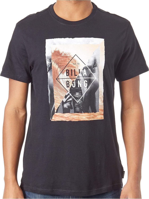 BILLABONG Camiseta Relaxed Negro (L, Negro): Amazon.es: Deportes y aire libre