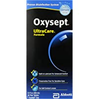 Amo Oxysept Ultracare Disinfecting, Neutralizing & Storage System For Soft Contact Lenses - 1 Ea by Amo ultracare