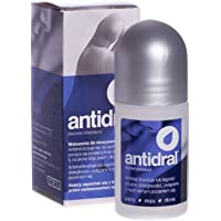 Antidral Anti-Perspirant for hand, feet and armpits (50 ml)