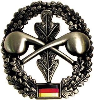 BW barettabzeichen-aBC-nuisible riddex-métal