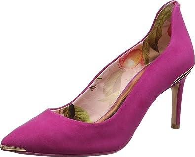 TALLA 39 EU. Ted Baker Vyixyns, Zapatos de tacón con Punta Cerrada para Mujer