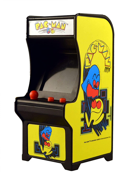 Super Impulse Llavero Tiny Arcade Pac-Man, Multicolor (0859421005190)