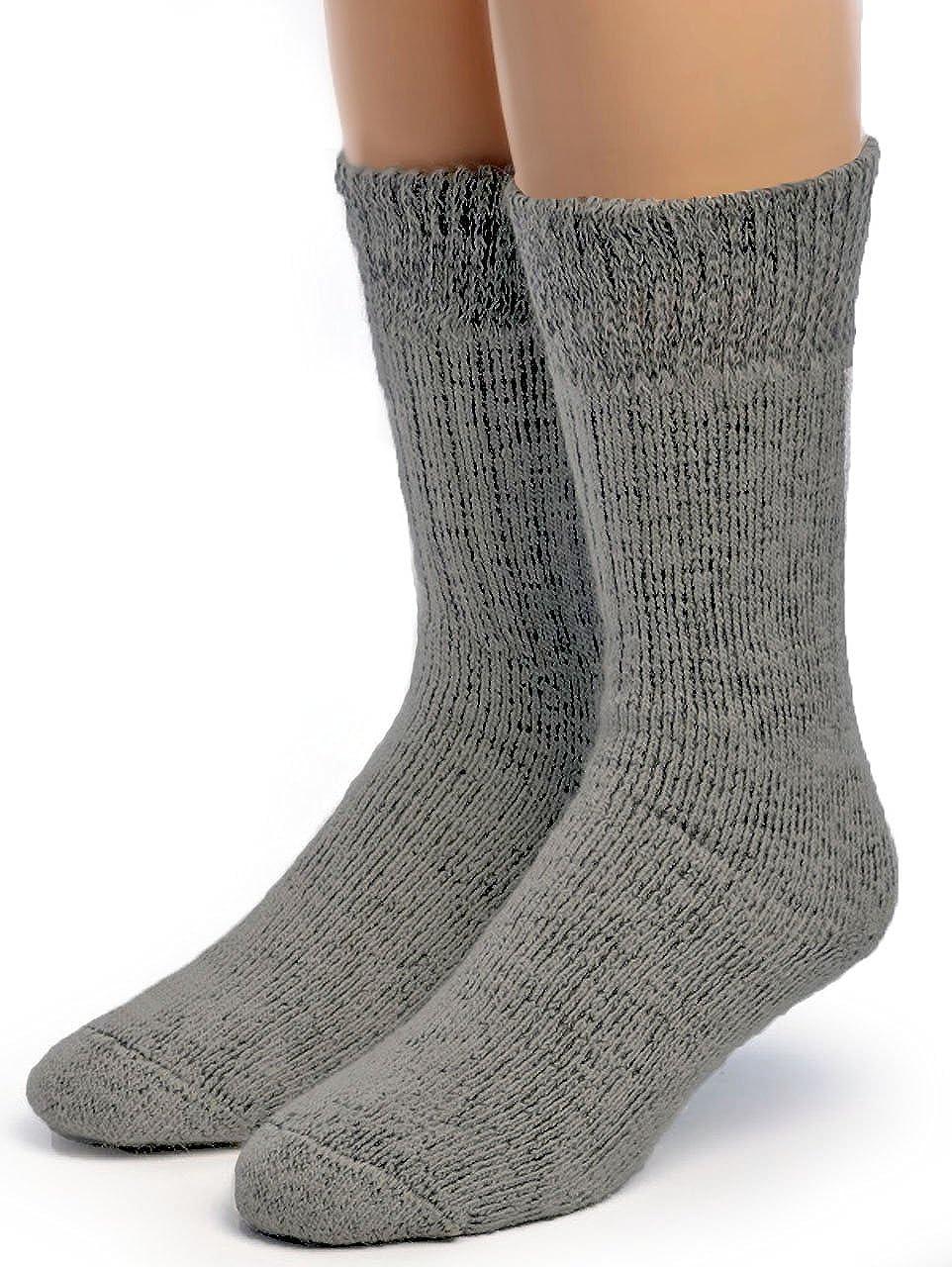 Warrior Alpaca Socks - Men's Ultimate Alpaca Socks with Comfort Band