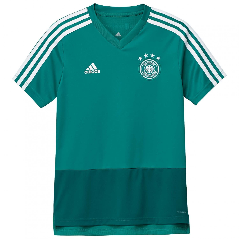 2018-2019 Germany Adidas Training Shirt (Green) Kids B0776XSM5G Medium Boys 28-30