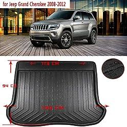 Boot Liner Cargo Floor Mat For Jeep Grand Cherokee 2013-2017 Car Rear Trunk Mat