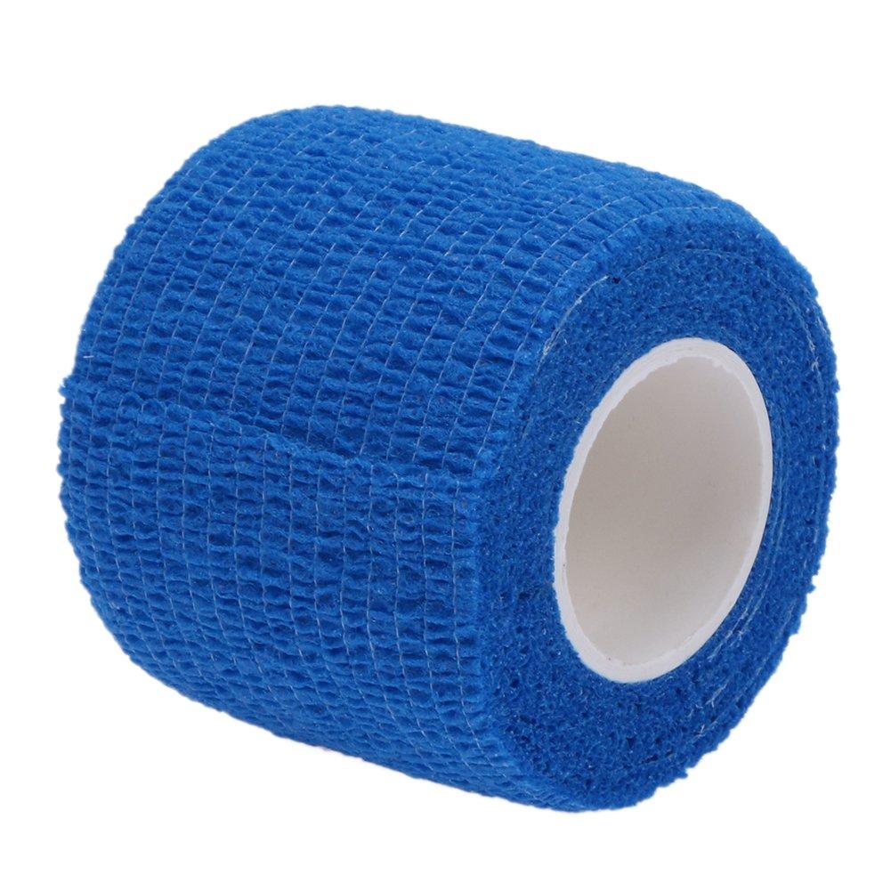 Occitop Sport Bandage Self adhé rente Wrap Grip rouleau Flex Bande é lastique genou Protector