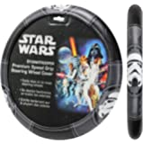 Plasticolor 006752R01 'Star Wars Stormtrooper' Steering Wheel Cover