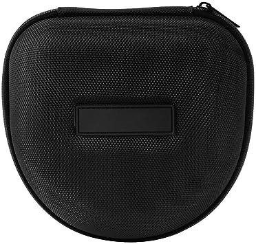 Hard EVA Caja Estuche de auriculares Auriculares Funda Bolsa de Almacenamiento Viaje para Marshall Major I/Major II Auriculares Plegables Bluetooth en el oído(Negro): Amazon.es: Electrónica