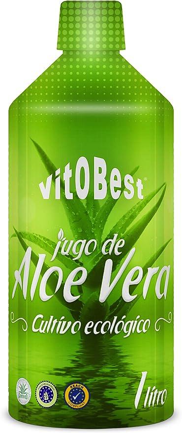 JUGO DE ALOE VERA 1Litro - Suplementos Alimentación y Suplementos Deportivos - Vitobest