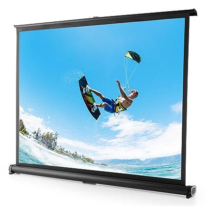 FrontStage TSVS 40 Pantalla proyector 4:3 portátil Plegable ...