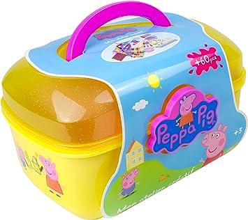 Peppa Pig DARP-CPEP013 - Juego de Accesorios creativos (60 ...