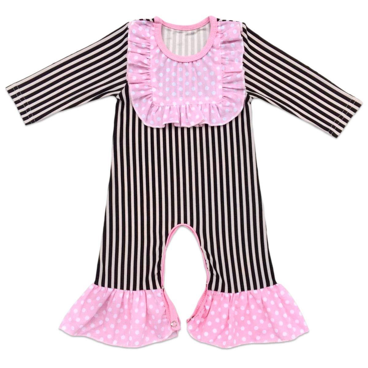 Amazon.com: Icing Ruffle Mono Pantalones para Bebé Niñas ...